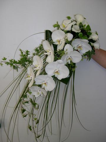 bouquet de la Mariée Long